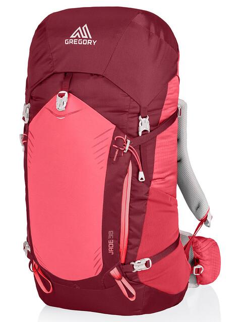 Gregory Jade 38 Backpack Ruby Red